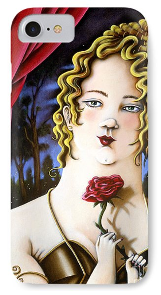 the Forgotten Woman IPhone Case