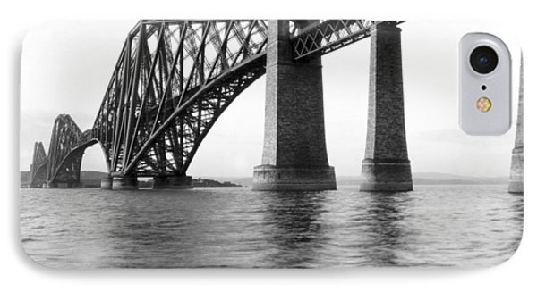 The Forth Bridge IPhone Case by Underwood Archives