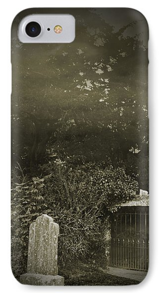 IPhone Case featuring the photograph The Fortingall Yew by Jane McIlroy