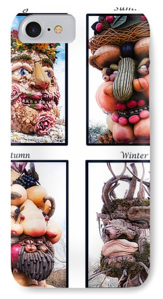 The Four Seasons Phone Case by Diane Wood