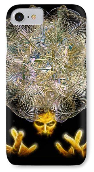The Fractal Artist Phone Case by Michael Durst