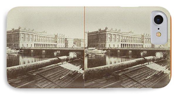 The Frederick Bridge And Borse, Berlin, Germany IPhone Case