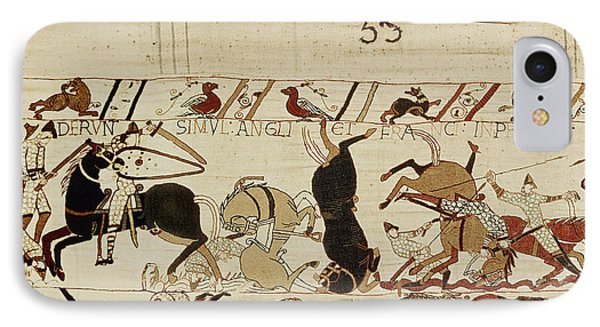 The Bayeux Tapestry IPhone Case by French School