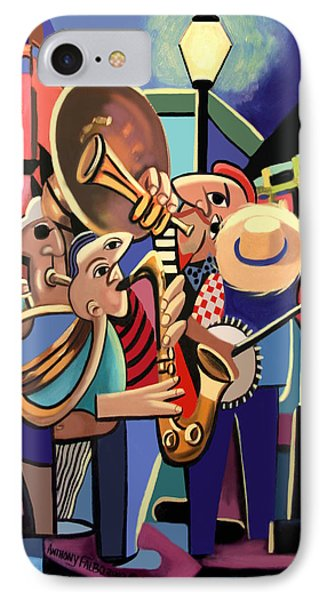The French Quarter IPhone Case by Anthony Falbo