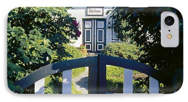 The Front Garden Phone Case by Heiko Koehrer-Wagner