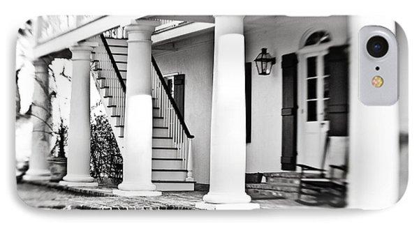 The Front Porch Phone Case by Scott Pellegrin