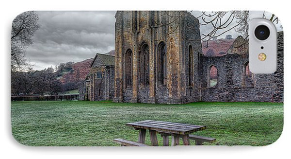 The Frosty Bench IPhone Case by Adrian Evans