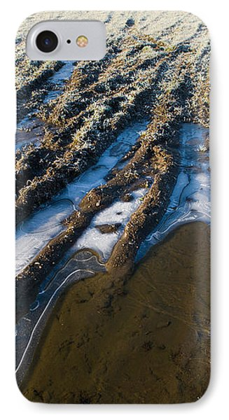 The Frozen Earth IPhone Case