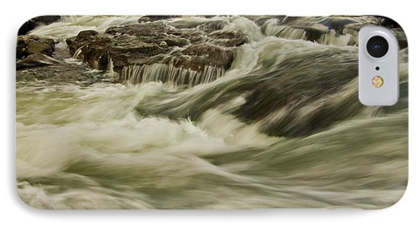 The Furry Of The River..... IPhone Case