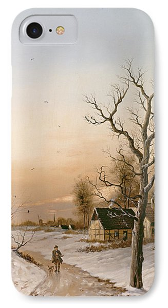 The Gamekeeper Going Home IPhone Case