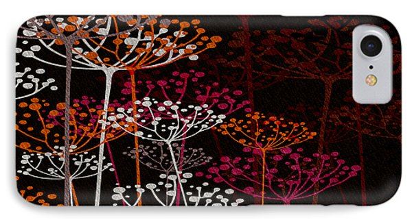 The Garden Of Your Mind 1 IPhone Case by Angelina Vick