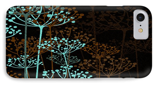 The Garden Of Your Mind 4 IPhone Case by Angelina Vick