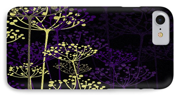 The Garden Of Your Mind 5 IPhone Case by Angelina Vick