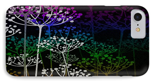 The Garden Of Your Mind Rainbow 2 IPhone Case by Angelina Vick