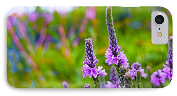 The Garden Palette Phone Case by Christi Kraft