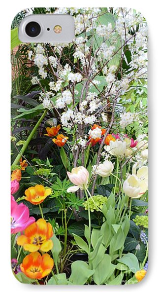 The Gardens Phone Case by Kathleen Struckle