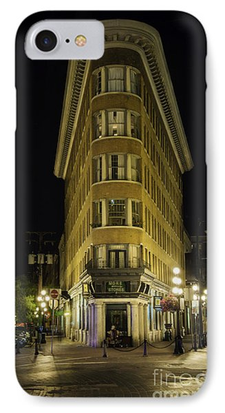 The Gastown Hotel IPhone Case