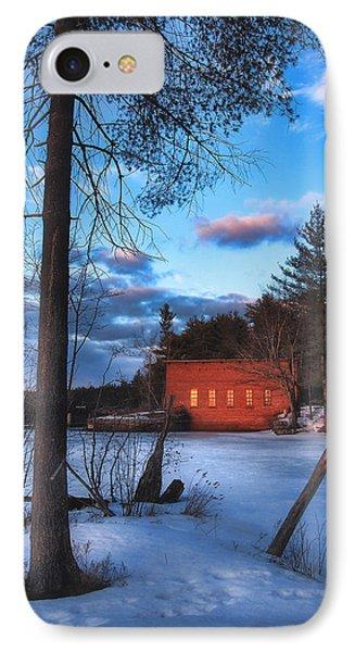 The Gatehouse IPhone Case by Joann Vitali