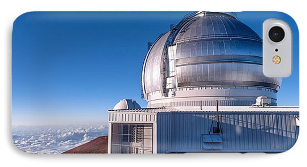 IPhone Case featuring the photograph The Gemini Observatory by Jim Thompson