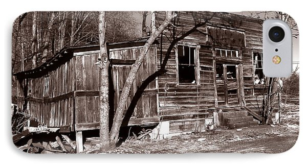 IPhone Case featuring the photograph The General Store by Craig T Burgwardt