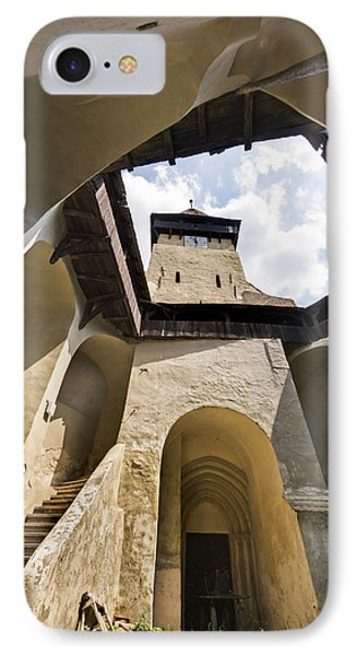 The German Fortified Church IPhone Case