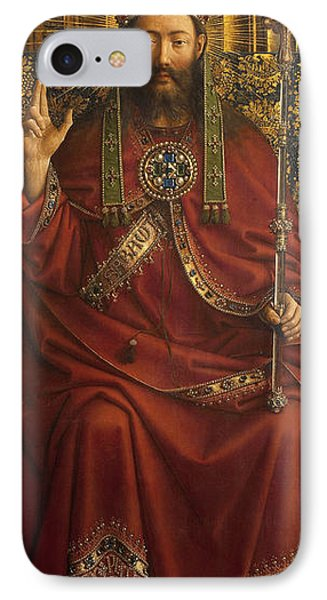 The Ghent Altarpiece Open  IPhone Case