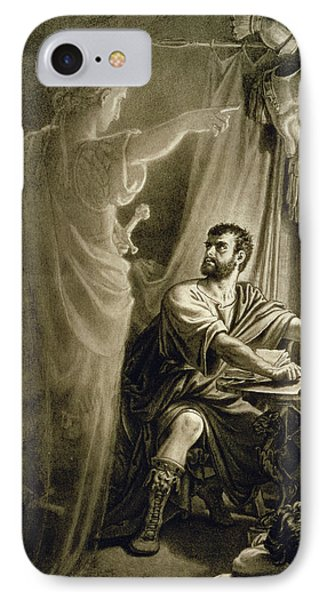 The Ghost Of Julius Caesar, In The Play IPhone Case by English School