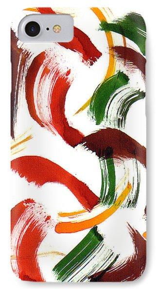 The Ghost Tsunami 02 IPhone Case by Mirfarhad Moghimi