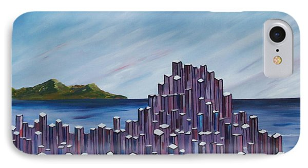 The Giant's Causeway IPhone Case by Conor Murphy