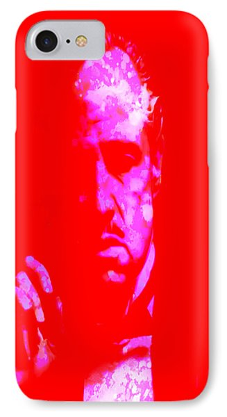 The Godfather 3j IPhone Case