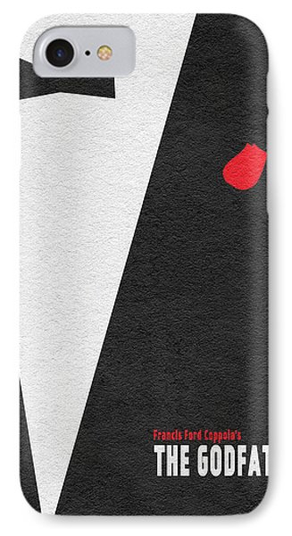 The Godfather IPhone Case by Ayse Deniz