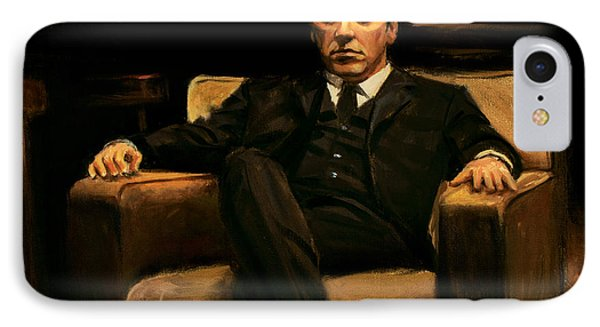 The Godfather IPhone Case by Christopher Panza