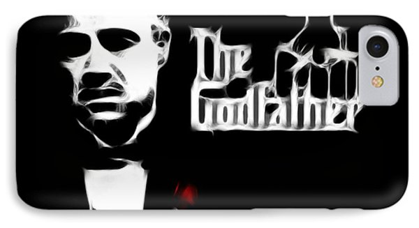 The Godfather IPhone Case by Doc Braham