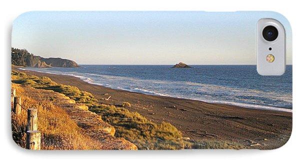 The Golden Coast IPhone Case by AJ  Schibig
