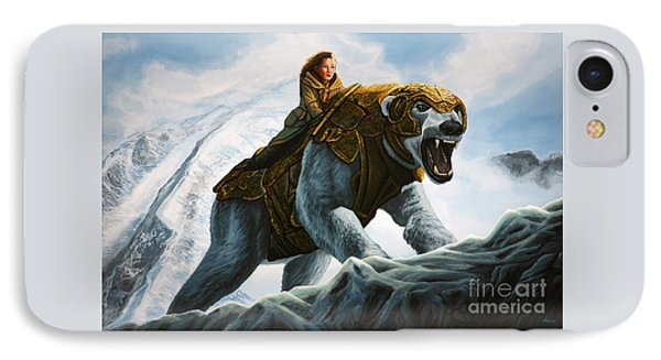 The Golden Compass  IPhone Case