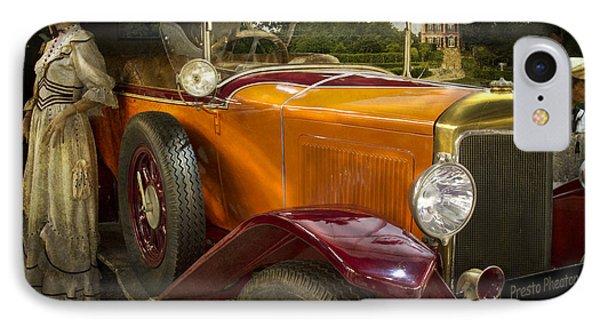 The Golden Twenties Phone Case by Heiko Koehrer-Wagner