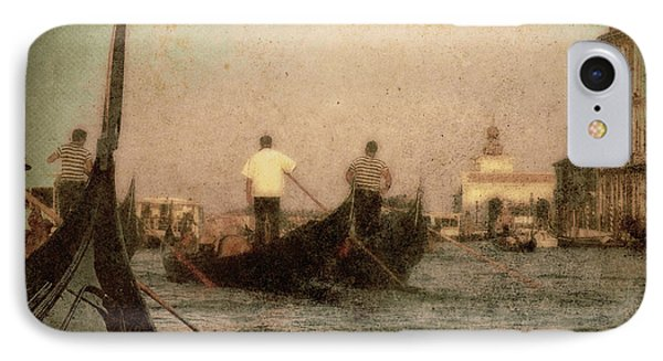 The Gondoliers IPhone Case by Micki Findlay