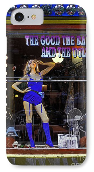 The Good Bad And Ugly Phone Case by Bruce Bain
