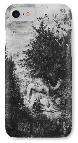 The Good Samaritan IPhone Case