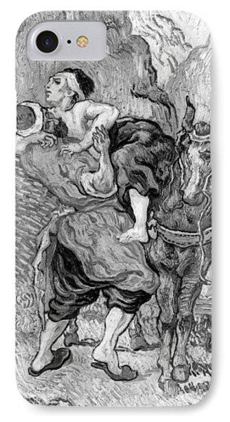 The Good Samaritan IPhone Case by Vincent van Gogh