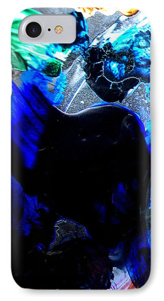 IPhone Case featuring the digital art The Good With The Bad by Christine Ricker Brandt