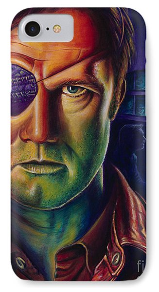 The Governor IPhone Case by Scott Spillman