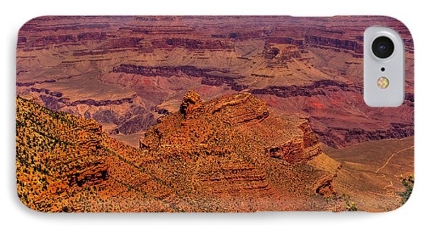 The Grand Canyon Iv Phone Case by David Patterson