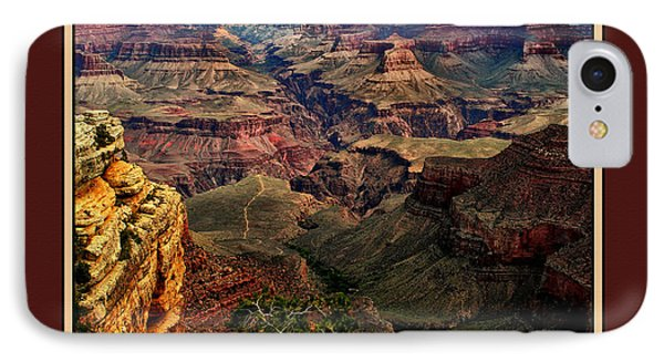 The Grand Canyon Phone Case by Tom Prendergast