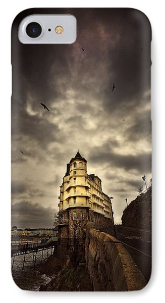 IPhone Case featuring the photograph The Grand by Meirion Matthias