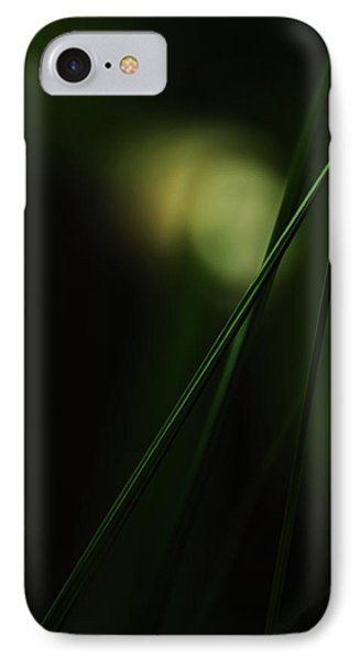 The Grass Is Greener IPhone Case by Rebecca Sherman
