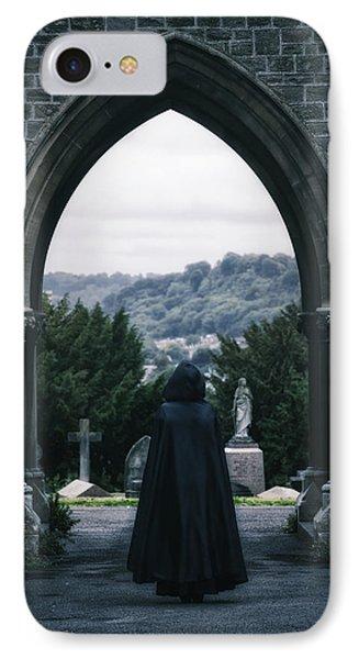 The Graveyard IPhone Case by Joana Kruse