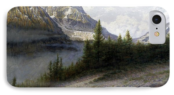 The Great Divide IPhone Case by Gregory Perillo