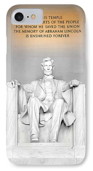 The Great Emancipator IPhone Case