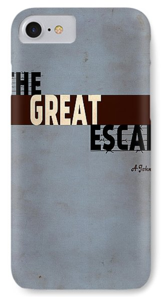 The Great Escape IPhone Case by Ayse Deniz
